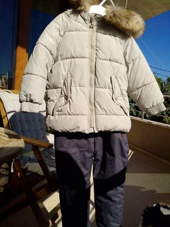 Яке Zara,палто HM, елек Tommy Hilfiger