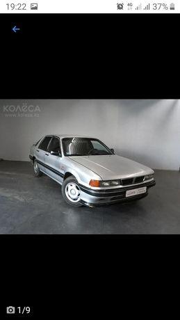Продам автомобиль митсубиси галант 1990 года.
