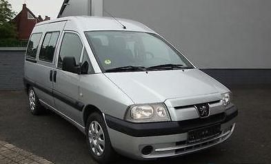 Peugeot Expert 1.9D/1.6HDI/2.0 на части 2006