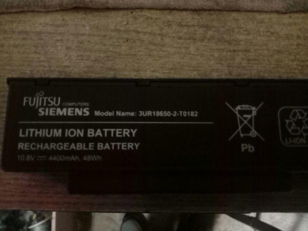 acumulator leptop Fujitsu Siemens