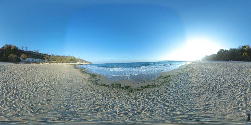 Заснемане на 360 панорамни виртуални турове и разходки гр. Варна - image 1