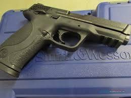 Pistol MODIFICAT M&P CO2 Metal/Hip-Op 3.5 Joules/Airsoft Aer Comprimat