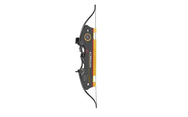 Arc recurve cu sageti Ek Archery Korrigan 15-20 lbs, pt. copii 8 ani+