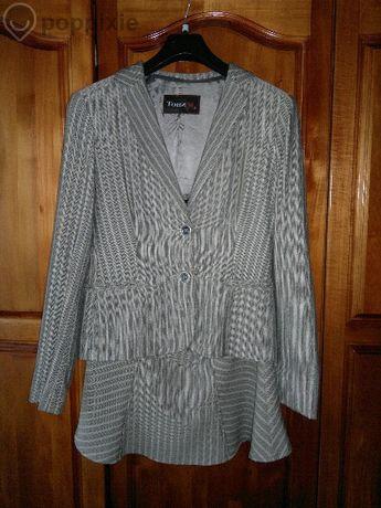 Два сиви костюма с пола и с панталон