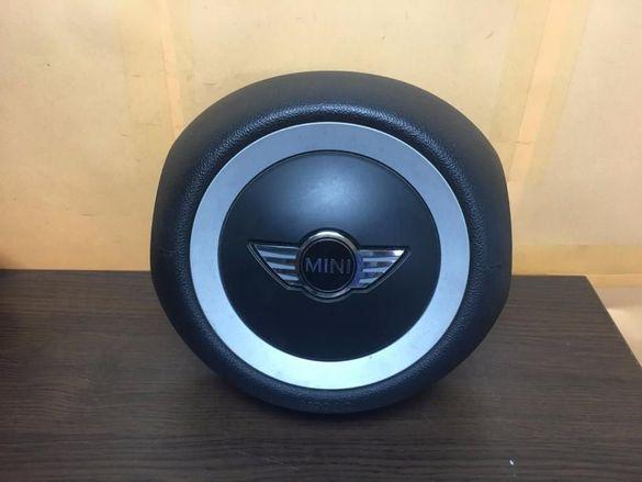 Airbag , Аербег , Аирбаг за 3 лъчев волан на MINI COOPER R55 R56 R57