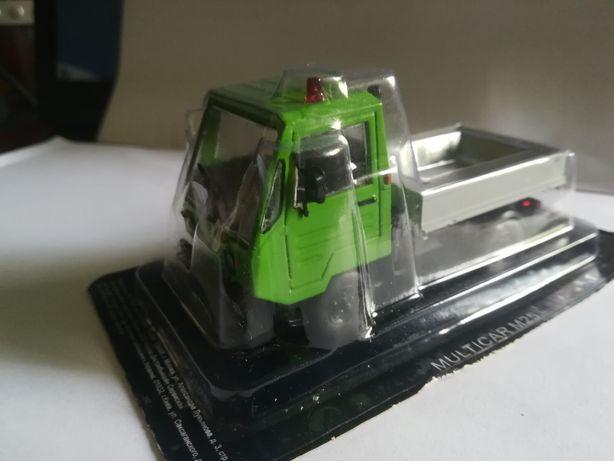 Vând macheta Multicar M25 1:43