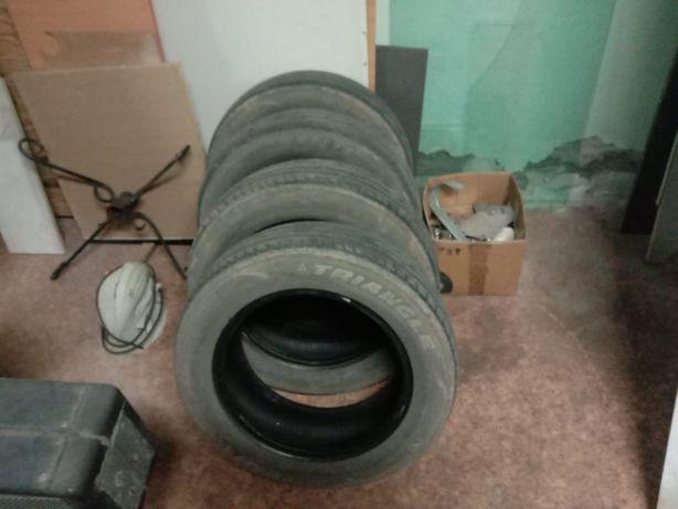 Срочно продам шины TRUAMTEL 185/65 R15! БУ!