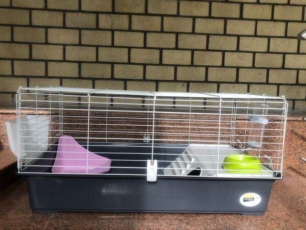 Клетка для кролика и хомяков