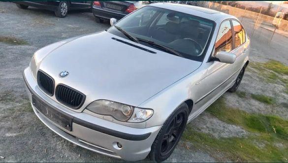 БМВ е46 3.0 бензин 231 к.с. / BMW E 46 330 i 231 hp НА ЧАСТИ