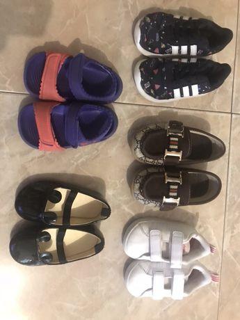 Обувки Adidas и други
