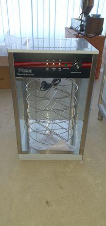 Vitrina calda electrica pentru pizza 5 etaje TRANSPORT GRATUIT
