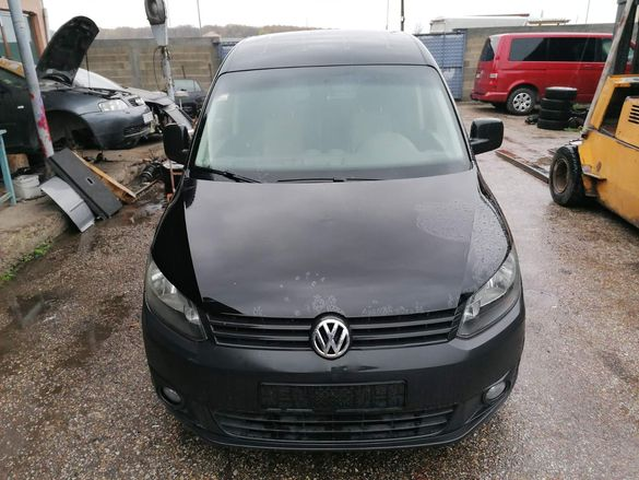 Vw Caddy 1.6 2.0 Тди 105,140 коня
