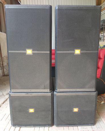 Музыкальная аппаратура комплект JBL