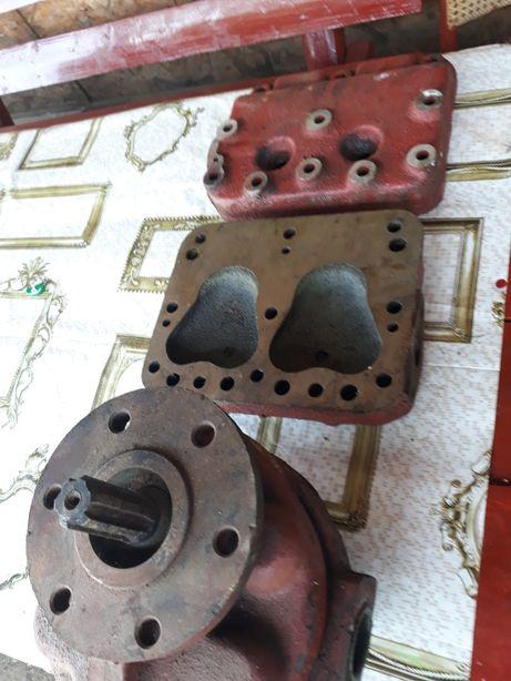 Chiuloase S 1500 motoras auxiliar