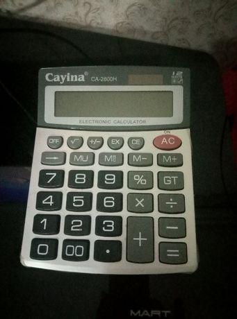 Продам большой калькулятор, современный, в отличном состоянии