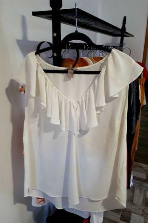 Bluza H&M+, marime mare, 50 EU
