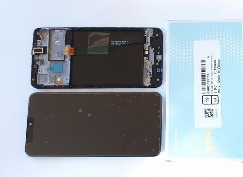 Ecran Display ORIGINAL Samsung A10 Montaj Pe Loc Garantie 1an Sigilat