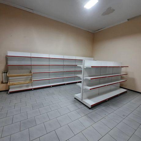 Стеллаж, витрины, полки, торговые стеллажи для магазинов и супермаркет