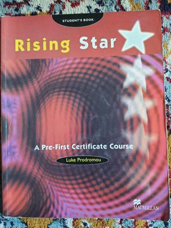 Carte lb engleza, Rising Star - Pre-First Certificate Course