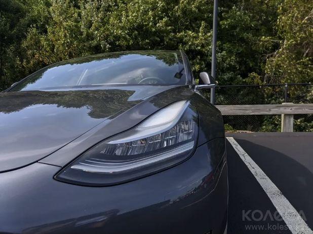 Tesla 2020 года в идеальном состоянии