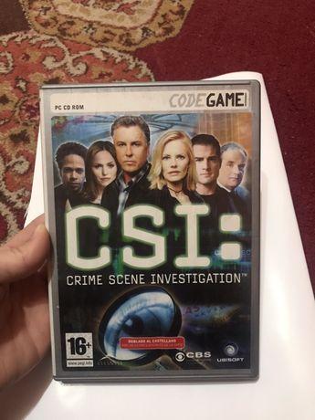 Joc pc csi crime scene investigation crime investigatii joc calculator