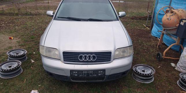 Dezmembrez Audi A6 C5 awx 130 cp