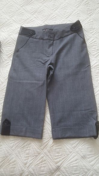 Дамски панталони под коляното XS и S