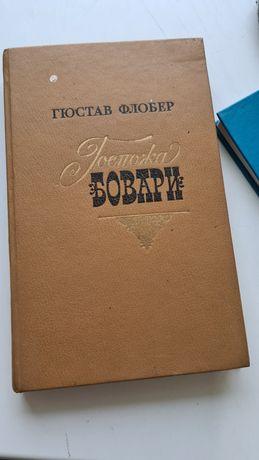 Роман Госпажа Бовари