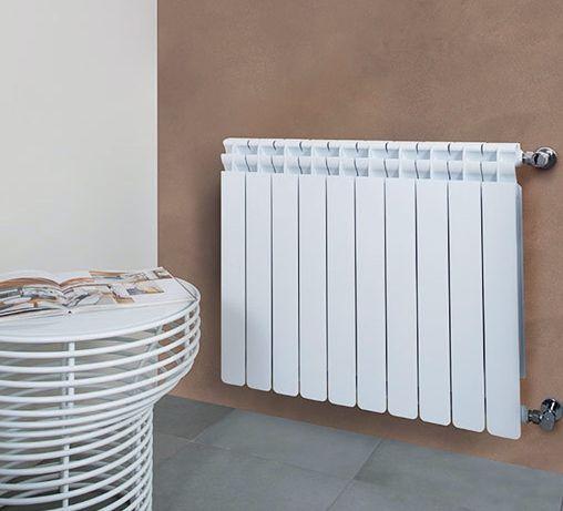 Италиански алуминиеви радиатори Kaldo H350 H500 H600 H700 H800