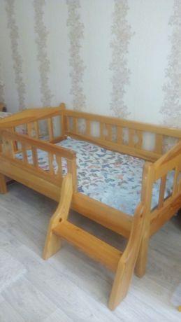 Кровать -манеж**