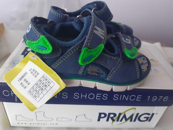 Primigi №26 естествена кожа сандали
