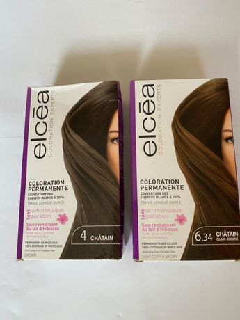 Elcéa Permanent Hair Colour - Vopsea par