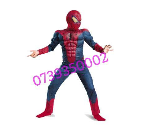 Costum cu muschi : ,Spiderman Deluxe,Batman Deluxe,Iron SPiderman Bucuresti - imagine 1