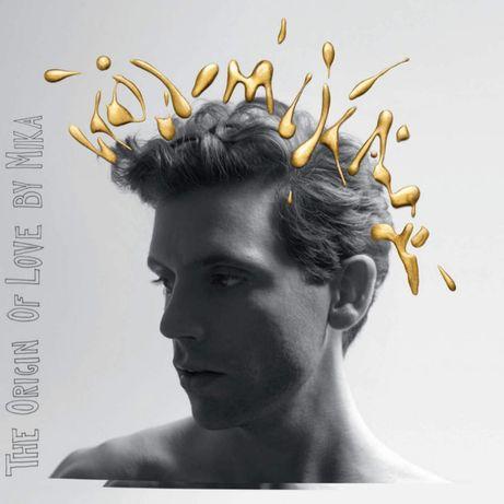 CD original sigilat Mika - The Origin of Love
