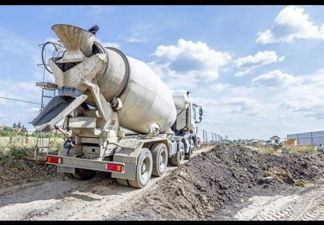 Vindem beton și mortare