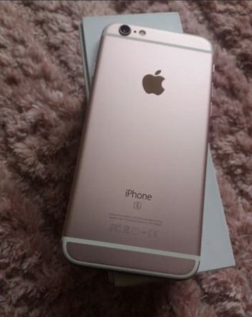 Айфон 6 s rose gold 16 g