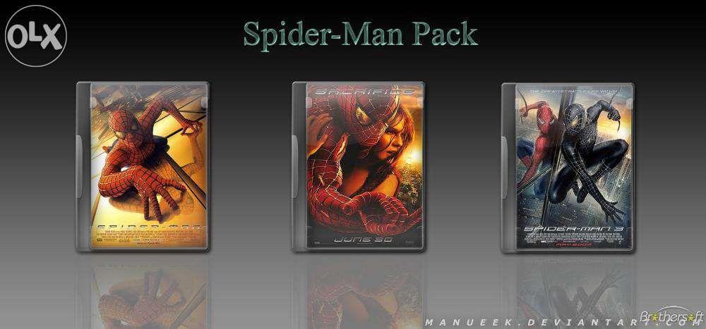 Spider-man-I-II-III(originale)