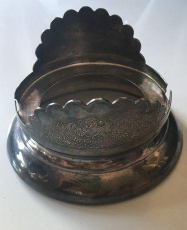 Посребрена поставка за захарница Wilcox silverplateCo #0695