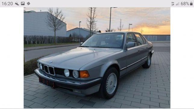 BMW E32 piese dezmembrari