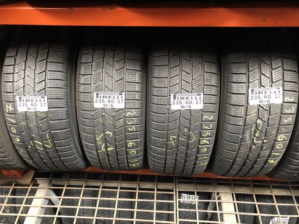 235/60/17 Michelin Continental Pirelli Bridgestone Iarna trans gratuit