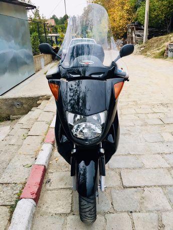 Honda Foresight 250cc … На Части …