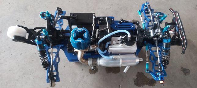 Mașinuța automodel rc nitro 4x4