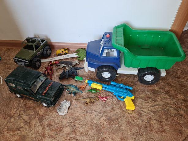 Набор машинок, игрушки