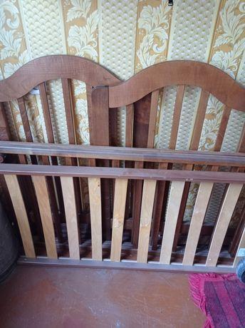 Кровать детская срочно