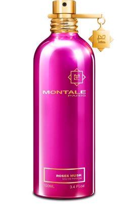 Montale - Roses Musk EDP, оригинал 100%, 100 мл., 50 мл.