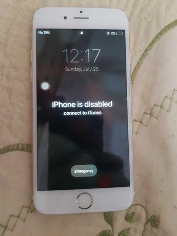 Продаётся iPhone 6 заблокирова