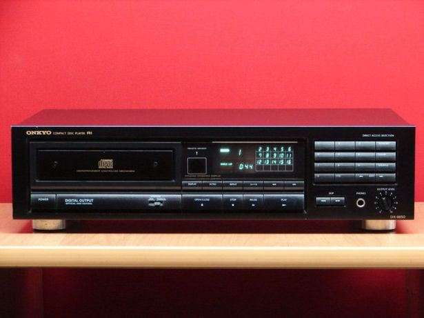 Onkyo dx 6650 cd player impecabil