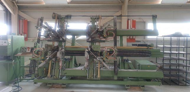 Masina de sudat (lipit) PVC la 4 capete-Urban AKS 1400 ETL