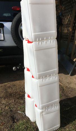Bidoane 10L plastic alimentar