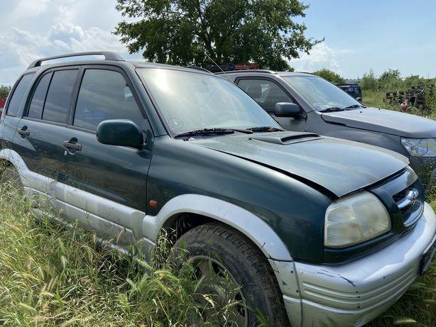 Suzuki Grand Vitara - dezmembrări
